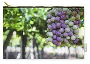 Grapes On Vine 2 Carry-all Pouch