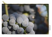 Grapes Up Close Carry-all Pouch