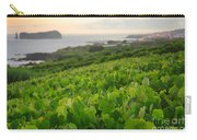 Grapevines And Islet Carry-all Pouch by Gaspar Avila