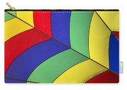 Graphic Hot Air Balloon Detail Carry-all Pouch