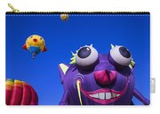 Graphic Hot Air Balloons Carry-all Pouch