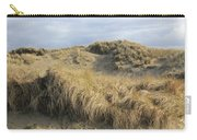 Grass And Sand Dunes Carry-all Pouch