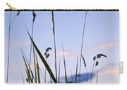 Grass At Sunset Carry-all Pouch