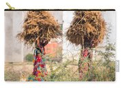Grass Cuttings Carry-all Pouch