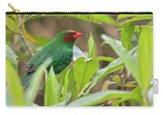 Grass-green Tanager Carry-all Pouch