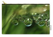 Grass Morning Dew Carry-all Pouch