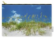Grass On The Beach, Bill Baggs Cape Carry-all Pouch