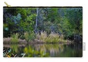 Grass On The Water Carry-all Pouch