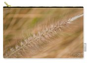 Grass Seed Head Carry-all Pouch