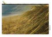 Grass To Sea Carry-all Pouch