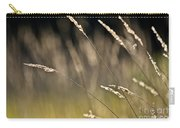 Grasses Blowing Carry-all Pouch