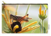 Grasshopper Antena Up Carry-all Pouch