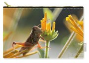Grasshopper Delight Carry-all Pouch