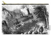 Grassi Locomotive, 1857 Carry-all Pouch