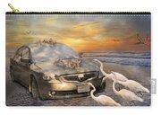 Grateful Friends Curious Egrets Carry-all Pouch