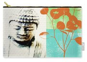 Gratitude Card- Zen Buddha Carry-all Pouch