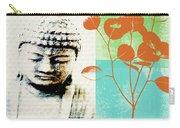 Gratitude Card- Zen Buddha Carry-all Pouch