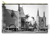 Grauman's Chinese Theater Carry-all Pouch by Underwood Archives