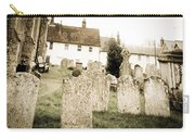Grave Yard Carry-all Pouch by Tom Gowanlock
