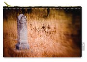 Graveyard 6792 Carry-all Pouch