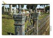 Graveyard Art Carry-all Pouch