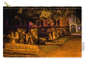 Graveyard At Night Carry-all Pouch