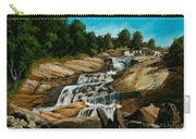 Graveyard Falls Blue Ridge Parkway Carry-all Pouch