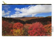 Graveyard Fields In The Mountains Carry-all Pouch