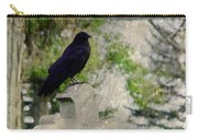 Graveyard Occupant Carry-all Pouch
