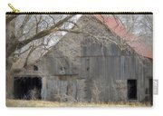 Gray Barn Gray Day Carry-all Pouch