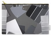 Gray Card Checker O Meter Carry-all Pouch