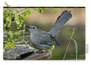 Gray Catbird Drinking Carry-all Pouch