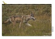 Gray Wolf Hunting Carry-all Pouch