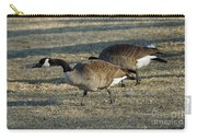 Grazing Geese Carry-all Pouch