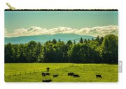 Grazing Holsteins Carry-all Pouch