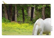 Grazing In Golden Fields Carry-all Pouch
