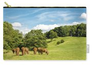 Grazing Summer Cows Carry-all Pouch
