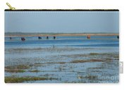 Grazing The River Carry-all Pouch