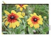 Great Blanket Flower Gaillardia Carry-all Pouch