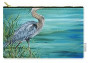 Great Blue Heron-2a Carry-all Pouch