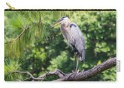 Great Blue Heron I Carry-all Pouch