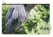 Great Blue Heron IIi Carry-all Pouch