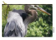 Great Blue Heron Vi Carry-all Pouch