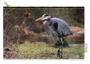 Great Blue On The Clinch River IIi Carry-all Pouch