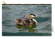 Great Crested Grebe Carry-all Pouch