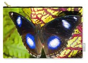 Great Eggfly Butterfly Carry-all Pouch