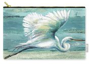 Great Egret I Carry-all Pouch