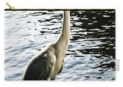 Great Egret No. 2 Carry-all Pouch