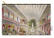 Great Exhibition, 1851 South Transept Carry-all Pouch
