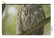 Great Gray Owl Pictures 823 Carry-all Pouch